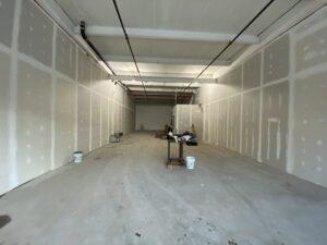 31st Street inside space