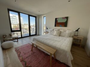 frost street penthouse masterbed